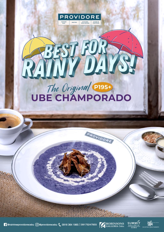 C:\Users\GCPI-ROBBY\Desktop\PROVIDORE\RMA NEWS\A4 Rainy Day - Ube Champorado-2.jpg