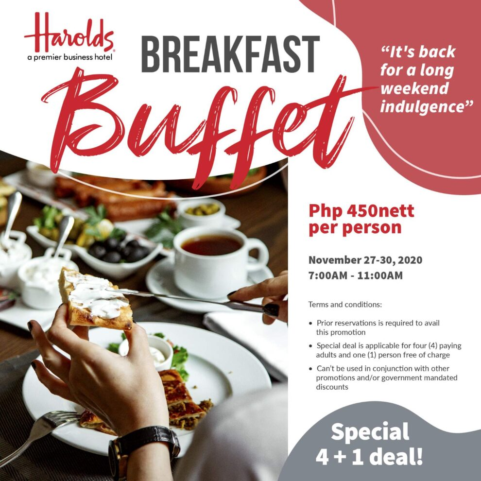 D:\2020 DESKTOP FILES\RMA NEWS\ARTICLES\ARTICLE 641 - HAROLDS HOTEL\buffet 1.jpg