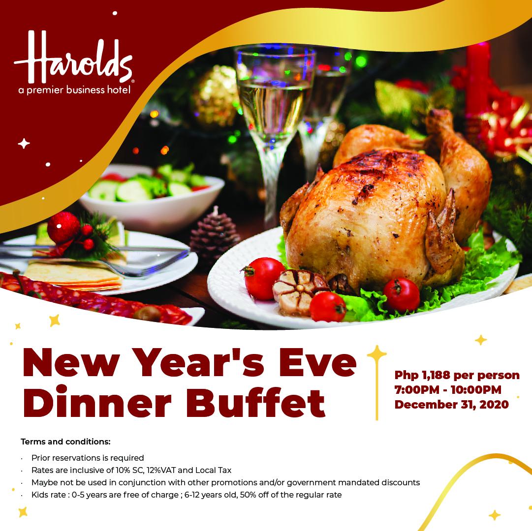 D:\2020 DESKTOP FILES\RMA NEWS\ARTICLES\ARTICLE 670 - HAROLDS HOTEL BRUNCH\HAROLDS HOTEL BREAKFAST\NEW YEARS EVE DINNER BUFFET.jpg