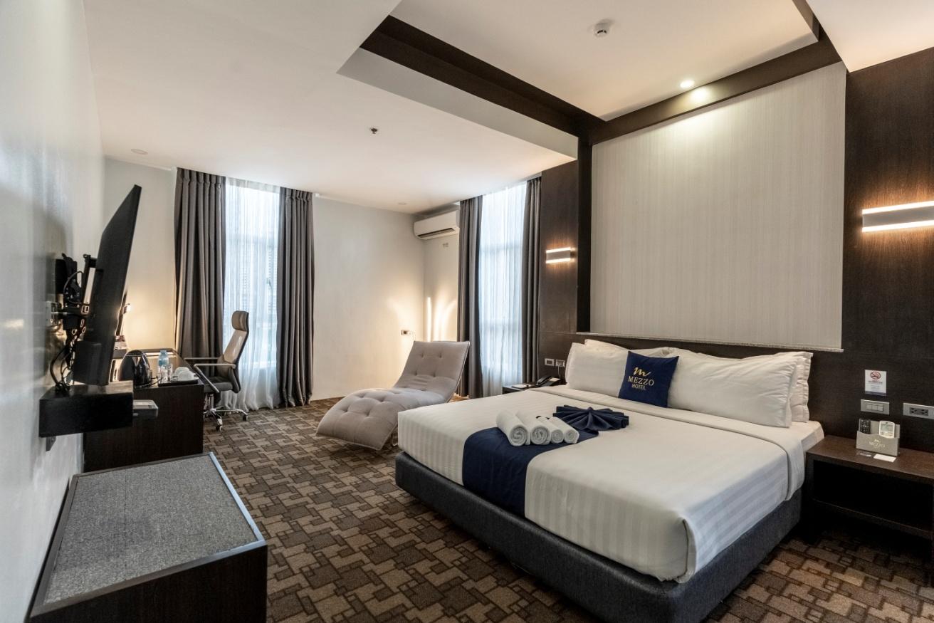 Premiere Suite Mezzo Hotel